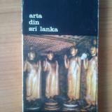 B S. I. Tiuleaev, G. M. Bongard- Levin - Arta din Sri Lanka