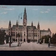Wien I. Rathaus -- Circulat.