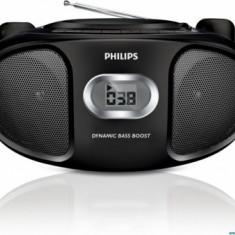Radio CD portabil Philips AZ105B/12 - CD player