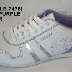 Pantofi Sport Dama FS-844/2 - Adidasi dama Wink, Culoare: Alb, Marime: 38, 39, 40, 41