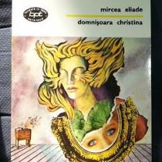 Mircea Eliade DOMNISOARA CRISTINA BPT 1443 / 1996, Alta editura