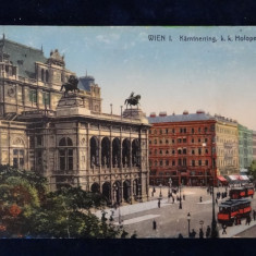 Wien I. Karntnerring k. Hofer A.B. & C