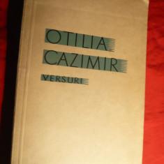 Otilia Cazimir - Versuri -Prima Ed. 1957 ,Ed. ESPLA