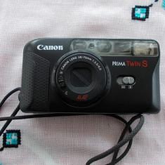 APARAT FOTO, CANON PRIMA TWIN S - Aparat Foto compact Canon