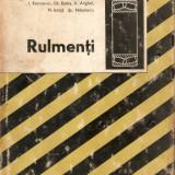Rulmenti-I.Rabinovici*Gh.Badea*A.Anghel - Carti Mecanica