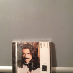 YANNI - IN MY TIME (1993/PRIVATE REC/GERMANY) - CD NOU/SIGILAT - Muzica Rock ariola