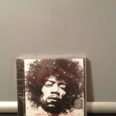 JIMI HENDRIX - KISS THE SKY (BEST OF) - (1984/REPRISE REC/USA ) - CD NOU/SIGILAT - Muzica Rock warner