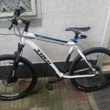 Trek 4300 series - Mountain Bike, 19 inch, 26 inch, Numar viteze: 24, Aluminiu, Alb-Albastru