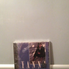YANNI - REFLECTIONS OF PASSION (1990/PRIVATE REC/GERMANY) - CD NOU/SIGILAT
