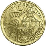 ROMANIA, 50 BANI 2011, UNC * cod 4 - Moneda Romania, Cupru-Nichel