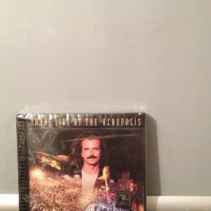 YANNI - LIVE AT THE ACROPOLIS (1994/BMG ARIOLA/GERMANY) - DVD NOU/SIGILAT - Muzica Rock ariola, CD