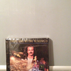 YANNI - LIVE AT THE ACROPOLIS (1994/BMG ARIOLA/GERMANY) - DVD NOU/SIGILAT - Muzica Rock ariola, CD