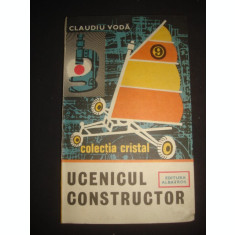 CLAUDIU VODA - UCENICUL CONSTRUCTOR {1984}