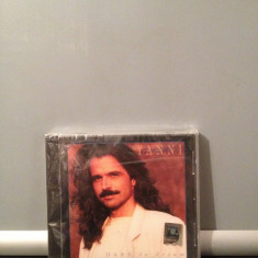 YANNI - DARE TO DREAM (1992/PRIVATE REC/GERMANY) - CD NOU/SIGILAT