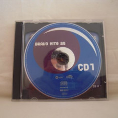 Vand CD dublu Bravo Hits 25, superselectie, original, fara coperta din fata! - Muzica Pop universal records