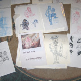 Caricaturi.schite in jur de 400 bucati, Altul