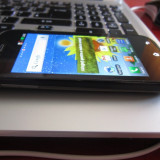 LG Optimus Sol E730 cu ecran UltraAMOLED