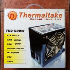 Sursa PC Thermaltake Termaltake ATX 12V 2.0, 500 Watt
