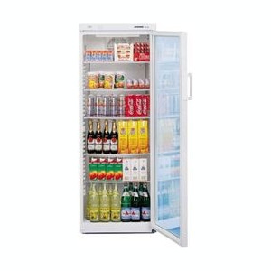 Vitrina frigorifica pentru bauturi; Dulap frigorific usa vitrata
