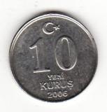 Turcia 10 yeni kurus 2006