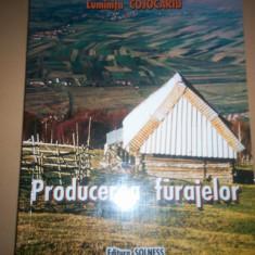 PRODUCEREA FURAJELOR LUMINITA COJOCARIU