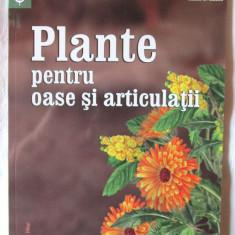 PLANTE PENTRU OASE SI ARTICULATII, David Hoffmann, 2007. Absolut noua - Carte tratamente naturiste