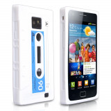 Cumpara ieftin Husa silicon Samsung Galaxy s2 i9100 + folie ecran
