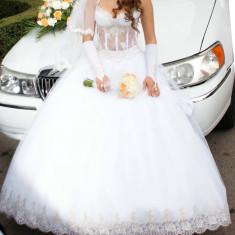 Vand rochie mireasa printesa - Rochie de mireasa printesa
