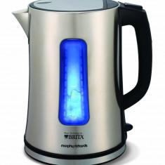 Fierbator Alta de apa cu Filtru Brita Morphy Richards 43960 - Inox- Reducere 101 RON