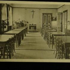 Timisoara-Institut Schulschwesterm, Temesvar, Josefstadt - Vedere circulata 1951 - Carte Postala Banat dupa 1918