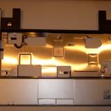 Vand palmrest carcasa fata laptop Dell Mini Inspiron 910, poze reale, fara zgarieturi
