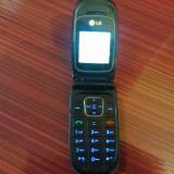 LG KG 120 - Telefon LG, Gri, Nu se aplica, Neblocat, Fara procesor