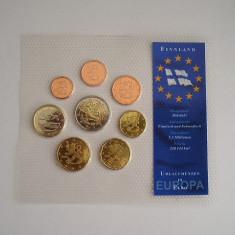 MSS - SET MONEDE EURO - FINLANDA - ANUL 2005