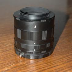 Vand inele macro montura k (pentru Pentax) - Inel macro obiectiv foto