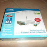 VAND ROUTER D-LINK WIRELESS G ADSL2/2+ ROUTER - Router wireless