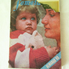 Almanah comunist Femeia 1989