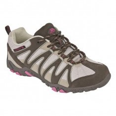 Pantofi de dama Trespass Laurie Brown (FAFOTNF20019) - Adidasi dama Trespass, Culoare: Maro, Marime: 39