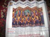 Program sportiv - turneul preolimpic de handbal  feminin 2008