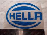 "Sticker , abtibild , folie auto tuning moto ieftin "" HELLA "" din folie ORACAL"