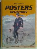 Max Gallo - Posters in History istoria posterului 1789-1990 poster posterul grafica graphic design propaganda arta vizuala reclama 450 ilustratii