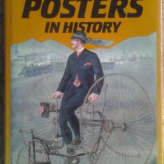 Max Gallo - Posters in History istoria posterului 1789-1990 poster posterul grafica graphic design propaganda arta vizuala reclama 450 ilustratii - Album Arta