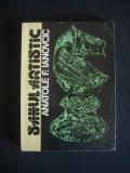 ANATOLE F. IANOVCIC - SAHUL ARTISTIC {1979}, Alta editura