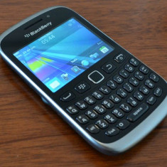 Blackberry curve 9230 - Telefon mobil Blackberry 9320, Negru, Neblocat