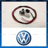 Senzor calitate aer, retrofit kit 1K0 907 659 - cablaj inclus, compatibil VW Passat B6, B7, CC, Golf 5, VI, 6, Jetta, SKODA Octavia, Superb