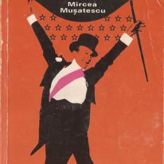 MIRCEA MUSATESCU - FILMUL MUZICAL. SCURT ISTORIC, GENURI, MIC DICTIONAR DE PERSONALITATI, FILMOGRAFIE SELECTIVA: 1926 - 1978 { 1979, 368 p.} - Carte Istoria artei