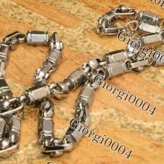 Set bratara+lant INOX COD 1073