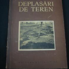 VASILE DRAGOS - DEPLASARI DE TEREN {1957}