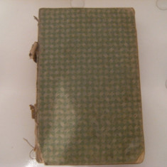 Carte foarte veche bisericeasca, Antologhion sau Flori Alese Bisericesti, Caransebes 1936, intocmit de Constantin Vladu,raritate, de colectie !