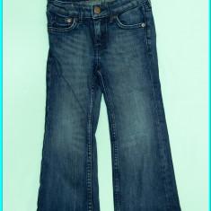 DE FIRMA → Blugi fetite, talie reglabila, marca H&M → fete | 3—4 ani | 104 cm, Marime: Alta