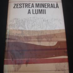 N. LUPEI * V. BRANA - ZESTREA MINERALA A LUMII {1971}